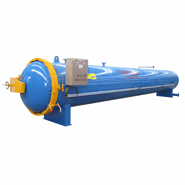 Wood Preservation Autoclave