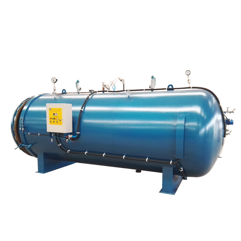 Autoclave for Rubber Roller Vulcanization