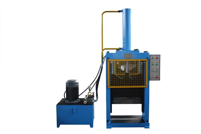 Rubber Bale Cutter Machine